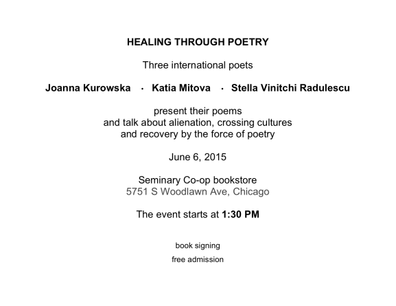 Healing Through Poetry